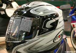 CASCO Suomy APE COOL SILVER