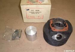 cilindro completo dr 5 travasi pistone 57 Piaggio CILINDRO COMPLETO VESPA PK 125