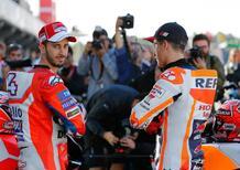 MotoGP 2017. Dovizioso: Ho fatto emozionare gli appassionati