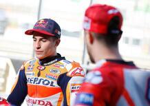 "MotoGP 2017. Márquez: ""Stessa mentalità di sempre"""