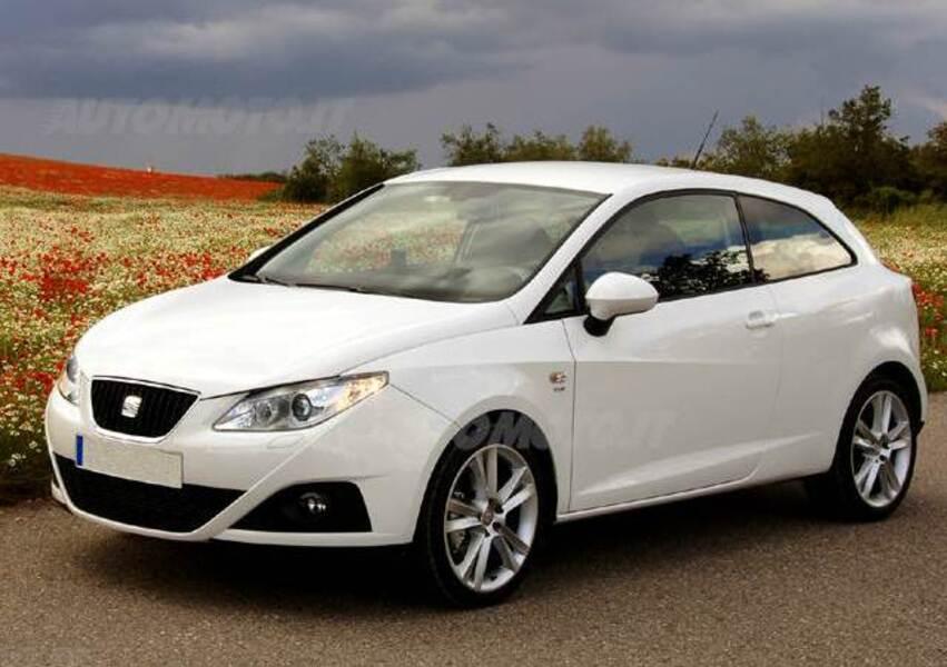 SEAT Ibiza SC 1.6 TDI CR DPF 3p. Style