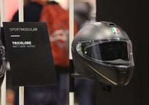 EICMA 2017: AGV Sport Modular, l'apribile sportivo