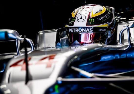 F1, GP Brasile 2017, FP2: Hamilton al top