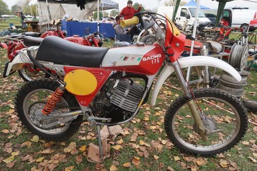 Mostra Scambio di Novegro, le moto in vendita (3)