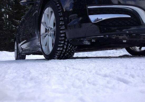 Obbligo pneumatici invernali o catene: anticipato sulle tratte autostradali bolognesi