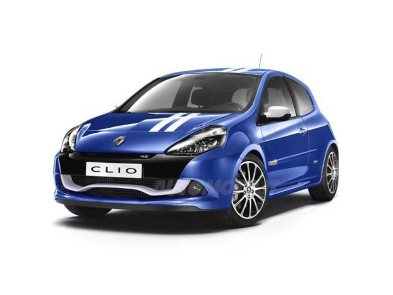 renault clio 1 6 16v 130cv 3 porte gt gordini 09 2011 03 2013 prezzo e scheda tecnica. Black Bedroom Furniture Sets. Home Design Ideas