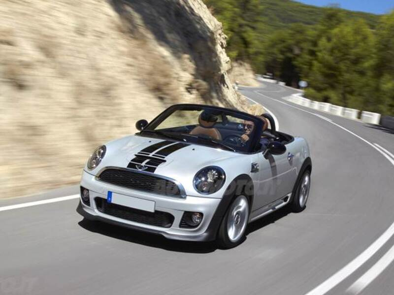 Mini Mini Roadster 20 Cooper Sd Roadster 112011 122014