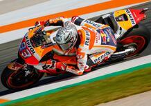 MotoGP 2017. Márquez domina le FP3 a Valencia