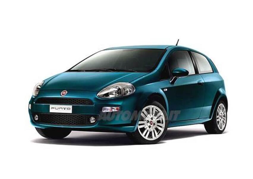 Fiat Punto 1.4 8V 3 porte Natural Power Pop