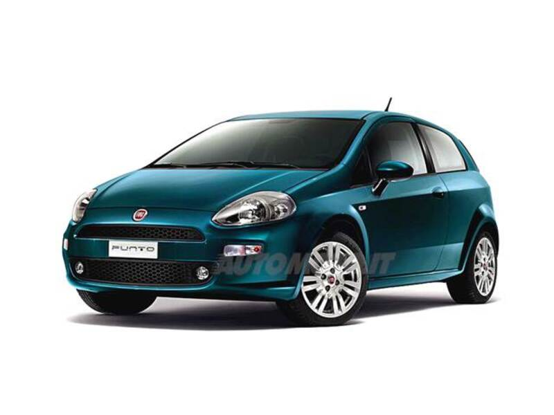 Fiat Punto 1.4 S&S 8V 3 porte Lounge