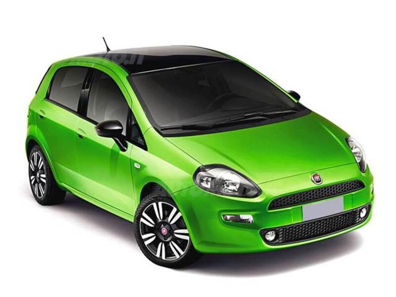Fiat Punto 1.4 S&S 8V Dualogic 5 porte Pop