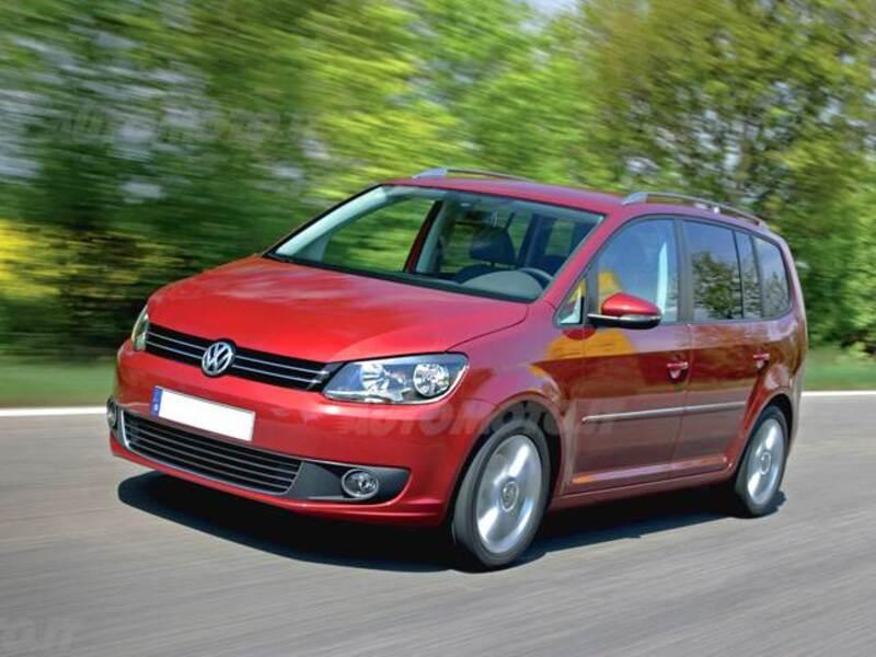 Volkswagen Touran Business 1.6 TDI Comfortline