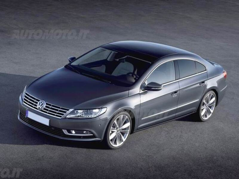 Volkswagen CC 2.0 TDI 140 CV DSG BlueMotion Tech.