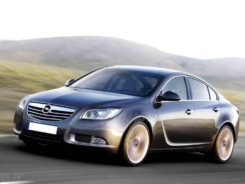 Opel Insignia Turbo 4 porte Cosmo Fleet