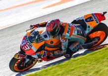MotoGP 2017. Márquez davanti a tutti anche nel warm up