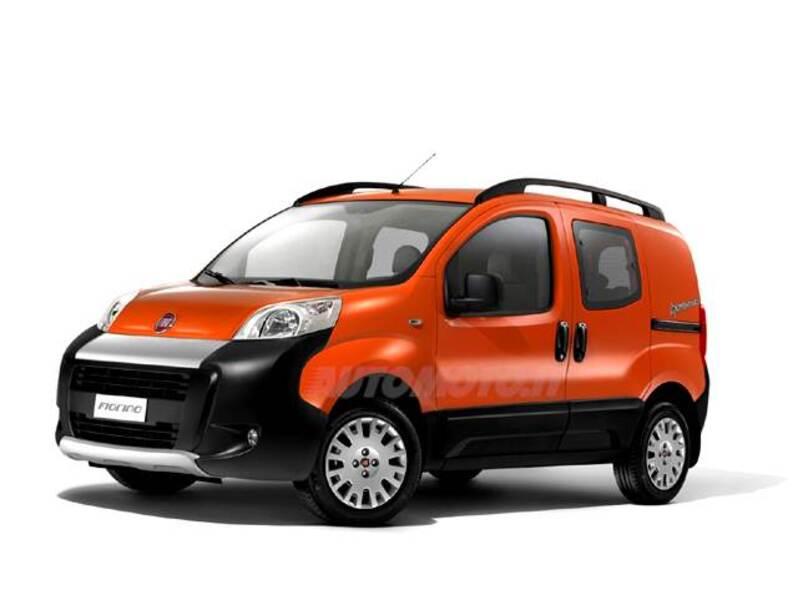 Fiat Fiorino 1.4 8V 73CV Combi Semivetrato