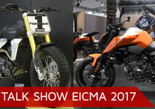 Talk show Eicma 2017: Le nuove moto per i più giovani