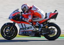 MotoGP 2017. Dovizioso: Poteva farmi passare, ma il risultato non sarebbe cambiato