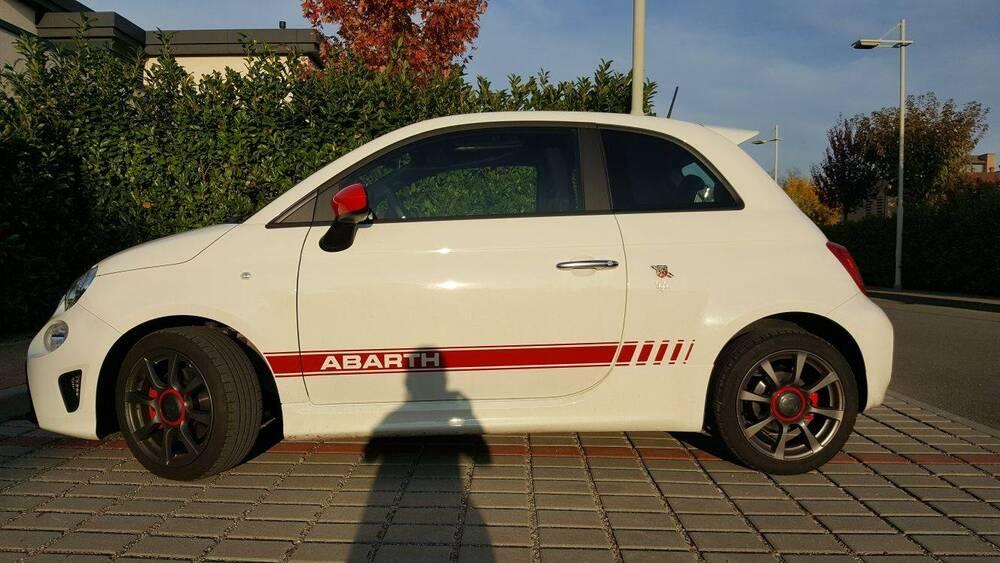 Abarth 595 595 1.4 Turbo T-Jet 145 CV del 2016 usata a Parma (3)