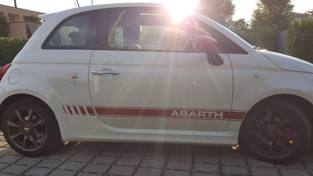 Abarth 595 595 1.4 Turbo T-Jet 145 CV del 2016 usata a Parma (5)