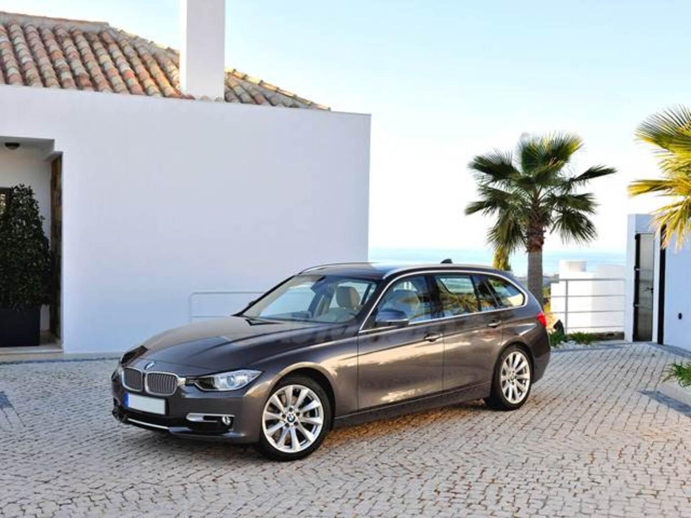 PARASOLE BMW serie 3 f31 Touring 2012-6 pezzi