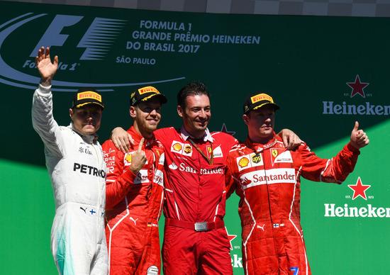 F1, GP Brasile 2017: le pagelle di Interlagos