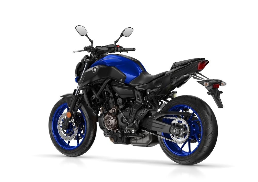 Yamaha MT-07 (2018 - 20) (4)
