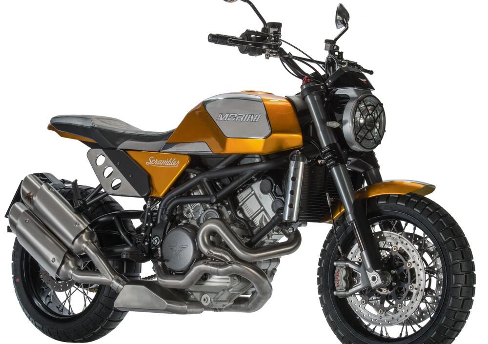 Moto Morini Scrambler 1200 (2018 - 20)