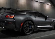 Corvette ZR1, torna la sigla che fa tremare il mondo