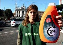 Greenpeace, il Diesel? «Una minaccia per i polmoni»