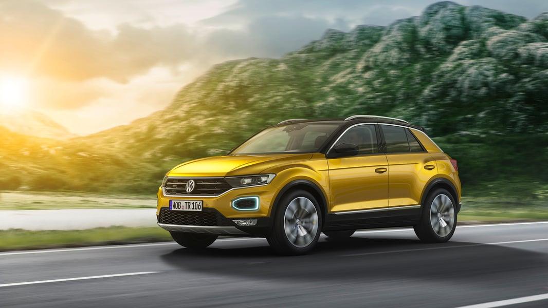 Volkswagen T-Roc (2017->>) (2)
