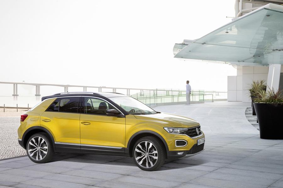 Volkswagen T-Roc (2017->>)