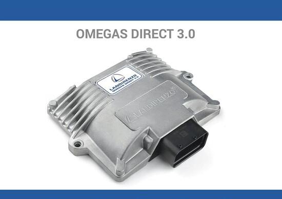 Una centralina di controllo impianto gas, tipicamente capace di lavorare in parallelo alla ecu motore presente d'origine sulla vettura