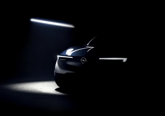 Opel annuncia un SUV a sette posti