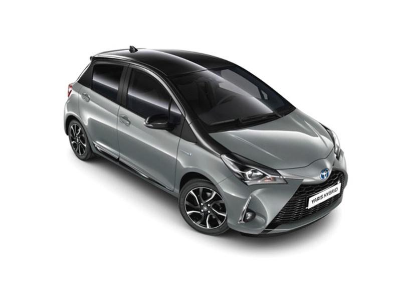 Toyota Yaris 1 5 Hybrid 5 Porte Trend Quot Grey Edition Quot 11