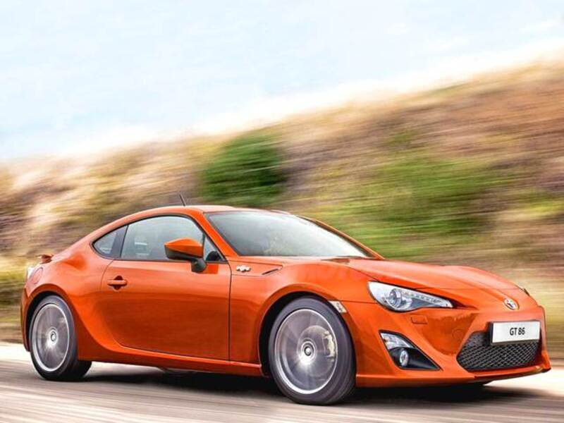 Toyota GT86 2.0 AT