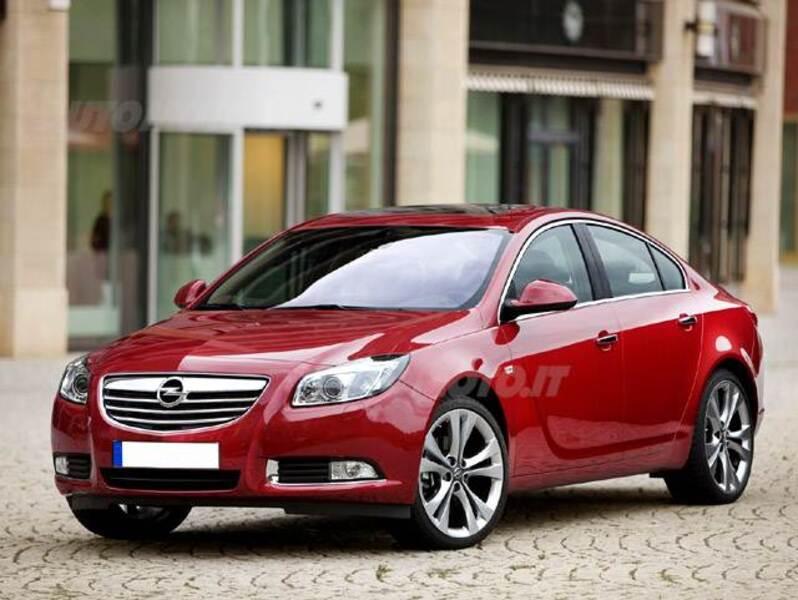 Opel Insignia Turbo 4x4 250CV 4 porte aut. Cosmo