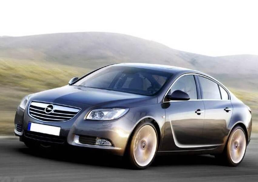 Opel Insignia Turbo 4 porte GPL Tech Cosmo