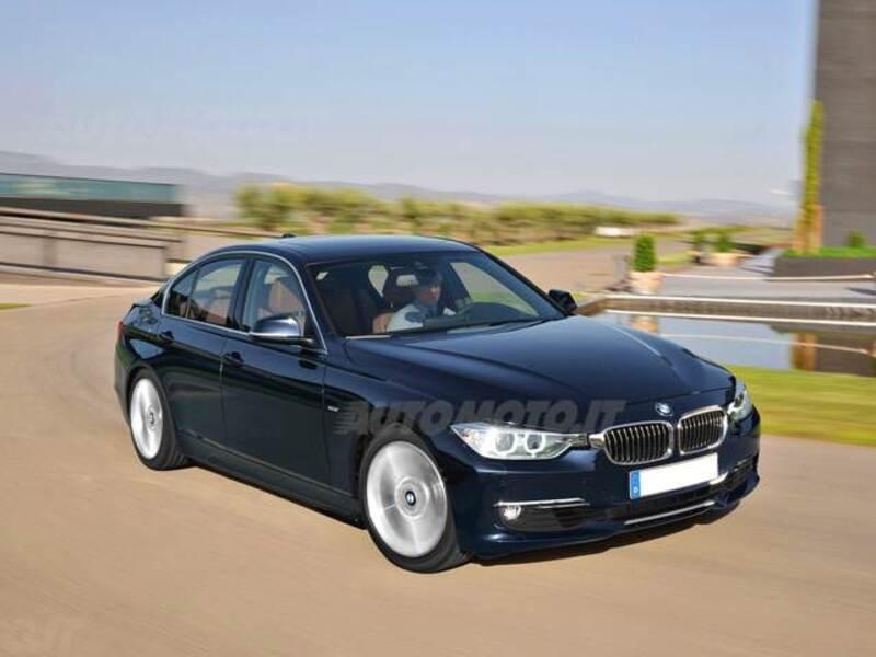 BMW Serie 3 318d Business aut.