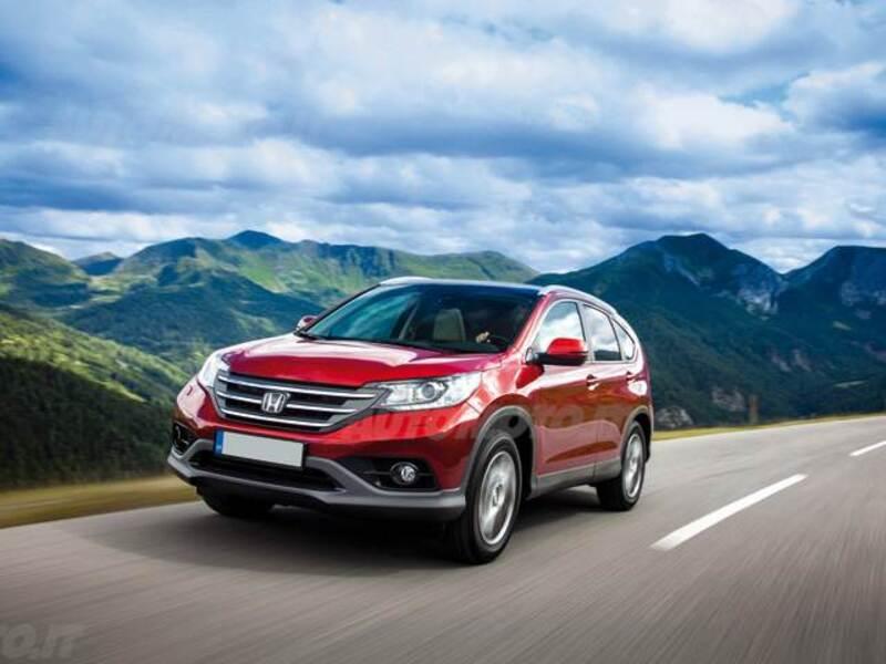 Honda CR-V 2.0 i-VTEC Elegance AT