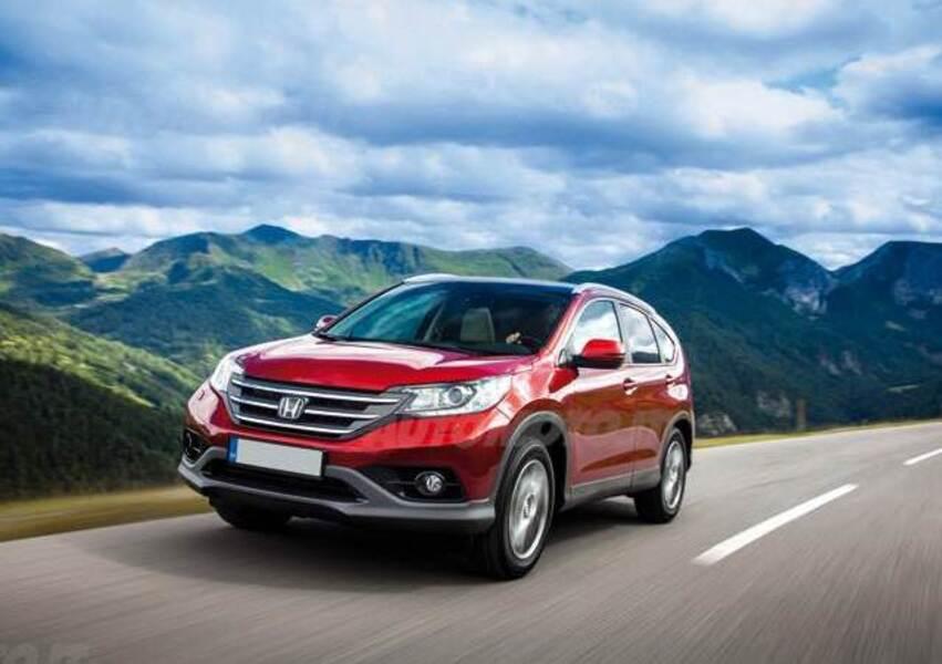 Honda CR-V 2.2 i-DTEC Executive AT