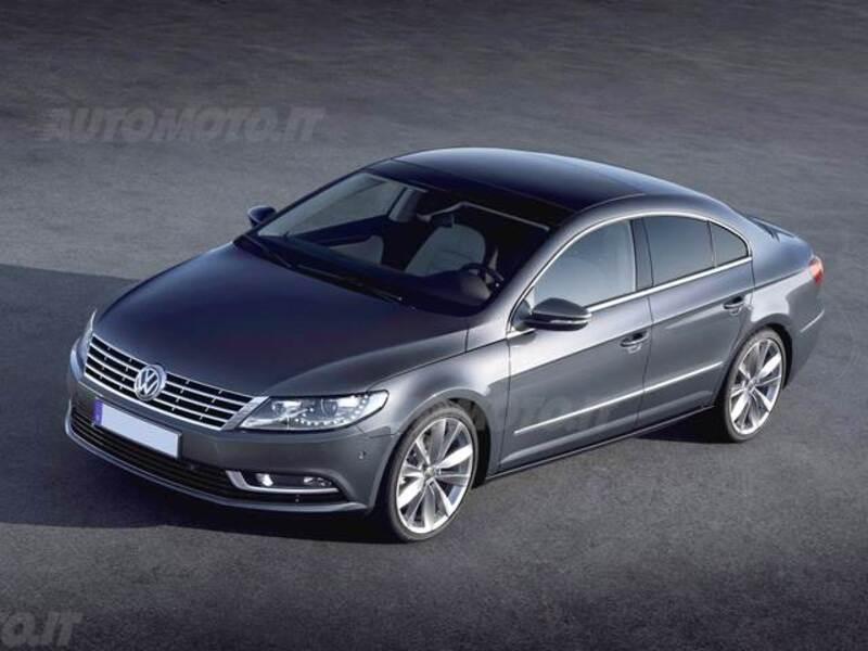 Volkswagen CC Business 2.0 TDI 177 CV DSG BlueMotion Technology