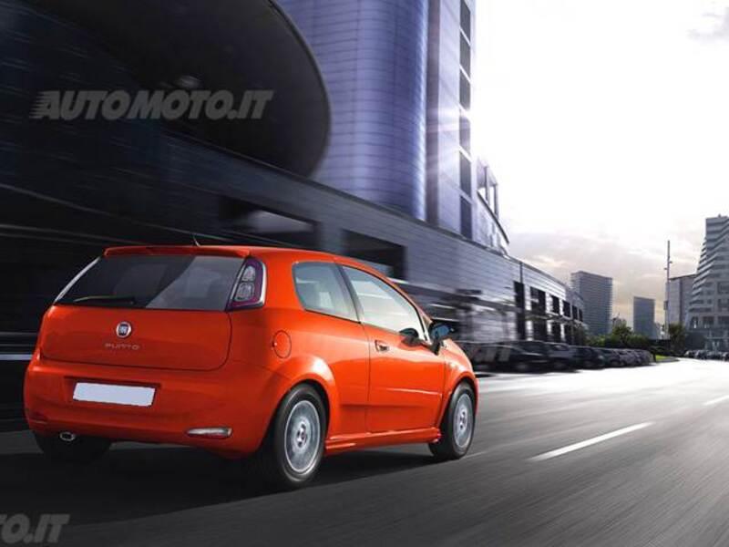 Fiat Punto 1.3 MJT II S&S 85 CV 3 porte ECO Easy