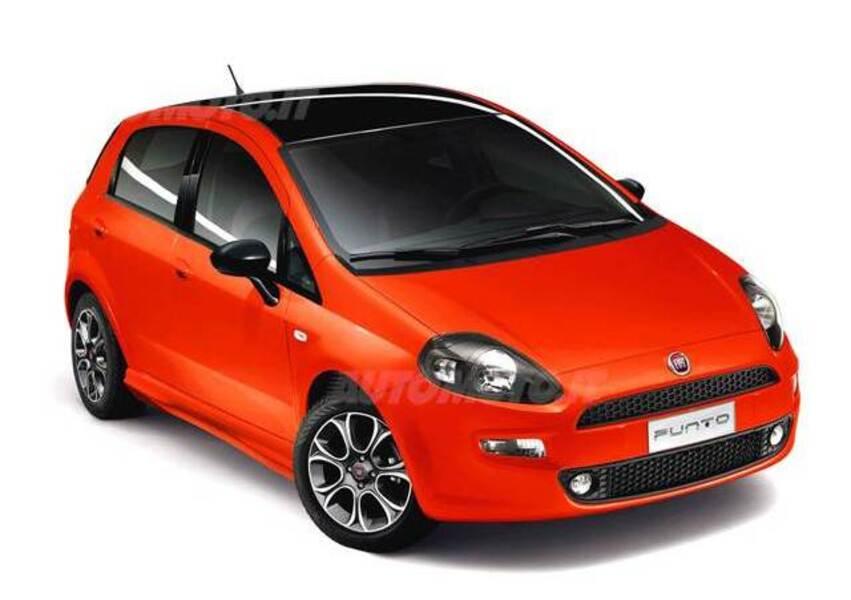 Fiat Punto 1.3 MJT II S&S 85 CV 5 porte ECO Easy