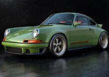 Singer-Porsche 911/964, c'è lo zampino di Williams