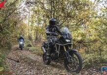 True Adventure Offroad Academy, corsi per maxienduro by Honda