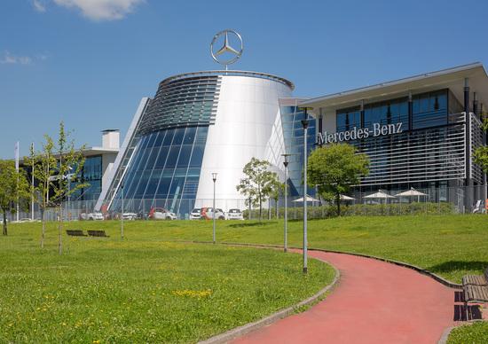 Merbag, a Milano la nuova concessionaria di Mercedes-Benz