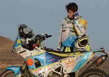 Jacopo Cerutti: come diventare piloti Dakar partendo da un 50cc