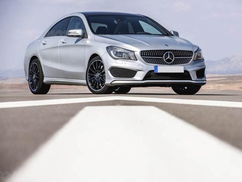 Mercedes-Benz CLA 250 Automatic Executive (2)