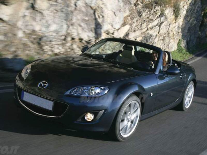 mazda mx-5 roadster coupé 1.8l cult (03/2013 - 06/2015): prezzo e
